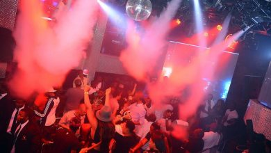 People clubbing in Lagos State