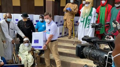 EU Distributes Over 2000 Food Packages To Poor Abuja Households