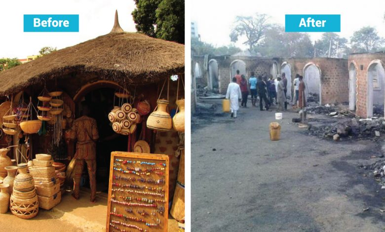 Untold-Deaths,-Tears--Trail--The-Closure-Of-Abuja-Arts-And-Craft-Village