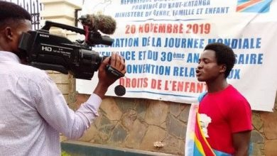 Congolese Human Rights Activist Confirms He's Alive After Four-Day Disappearance