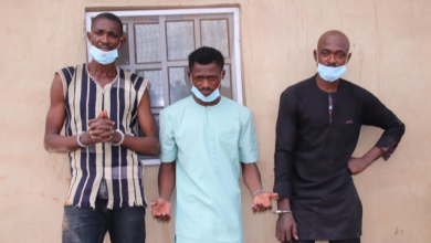 3 Brothers Busted In Abuja For Kidnapping, Killing Mother Of 5