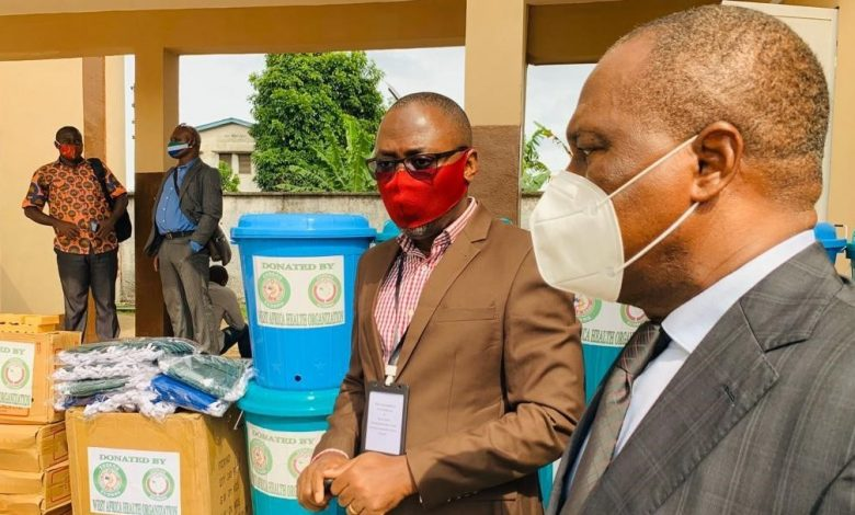 COVID-19: West African Health Organization (WAHO) Supports Liberia And Guinea