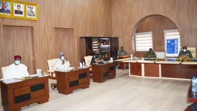 Chief Of Defence Staff Holds Strategy Meeting With Heads Of Security Services