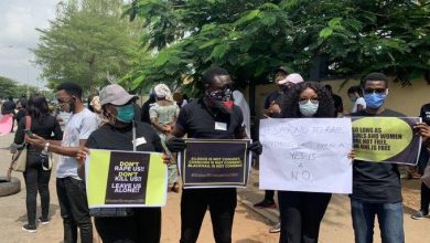 Declare State Of Emergency On Gender-Based Violence, Protesters Urge Government