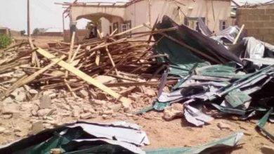 Windstorm: SEMA Confirms 6 People Killed, 600 Houses Destroyed In Kano