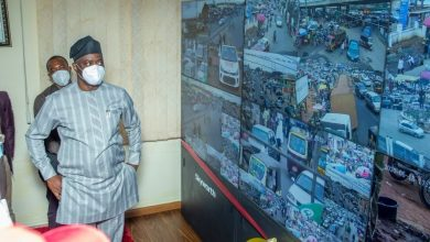 Makinde Unveils Oyo State City Watch Project