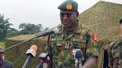 Nigerian Army To Intensify Offensive On Terrorist Groups In Northwest