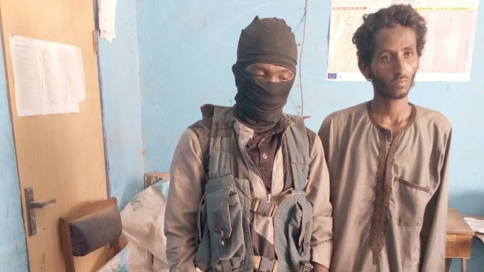 Police Arrest Two Foreign Jihadis In Niger After Military Airstrike