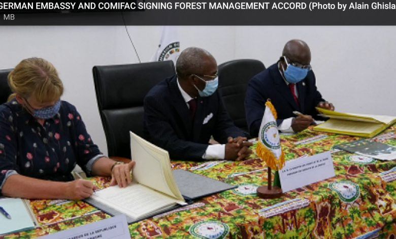 Germany Signs Agreement With 10 Central African Countries On Management Of Ecosystem