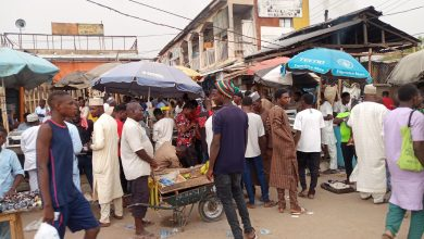 Kano Residents Doubts Existence Of #COVID19, Violate NCDC Guidelines