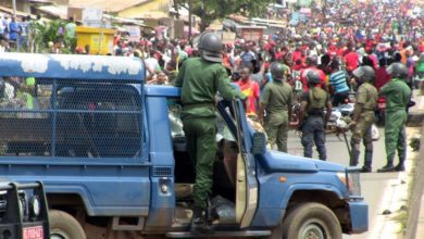 Clashes In Guinea As Protests Resume After Covid-19 Hiatus