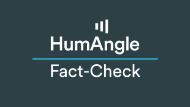 HumAngle Fact Check