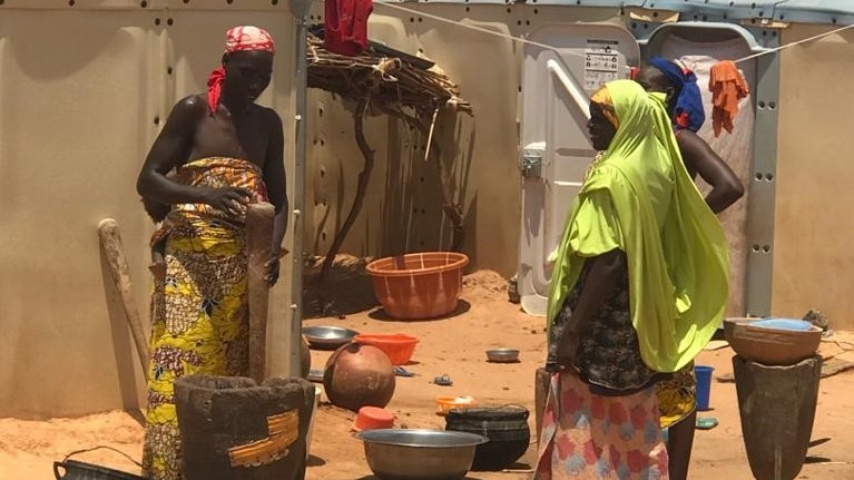 Fleeing Rapes And Killings At Home, Nigerian Women In Refugee Camps In Niger Republic Find Safety And Healing