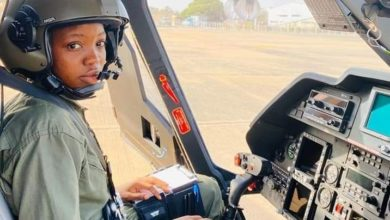 Nigerians Mourn Tolulope Arotile, The Country's First Combat Helicopter Pilot Who Died In A Car Crash