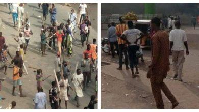 Rioters Storm Sabon Gari Market in Kano Over Demolition Of Roadside Shops
