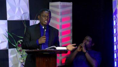 Rev. Stephen Baba Panya, President of ECWA
