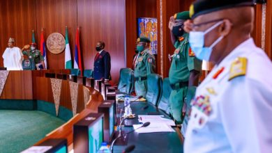 Nigerians Have Lost Confidence In The Security Sector, Buhari Says
