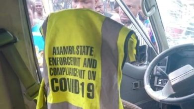 No Member Of COVID-19 Enforcement Team Raped Woman In Anambra - Police