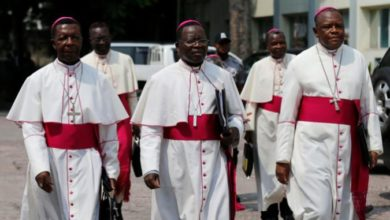 Faced With Mounting COVID-19 Cases, Catholic Church In DR Congo Suspends Lord's Supper