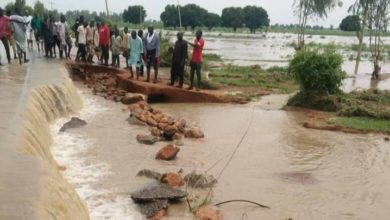 Residents Of Jigawa Apprehensive As Floods Wash off Dilapidated Roads