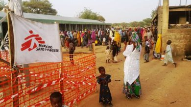 MSF Partners WHO To Save Children