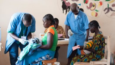 MSF Creates Centre For Victims Of Sexual Violence In Bangui, CAR