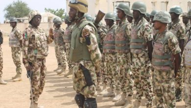 Nigerian Military Intensfies Operations In 4 Regions, Lists Successes