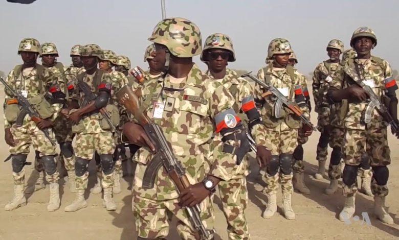 Troops arrest Notorious Bandit, Rescue 2 Kidnap Victims
