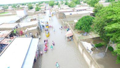 Urban and Flash floods affect communities in Maiduguri