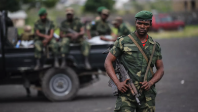 DR CONGO CONFIRMS EFFECTIVE WITHDRAWAL OF ZAMBIAN TROOPS FROM ITS TERRITORY