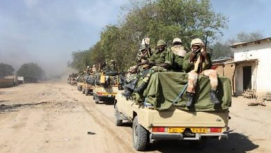 10 Chadian Soldiers Killed By Boko Haram