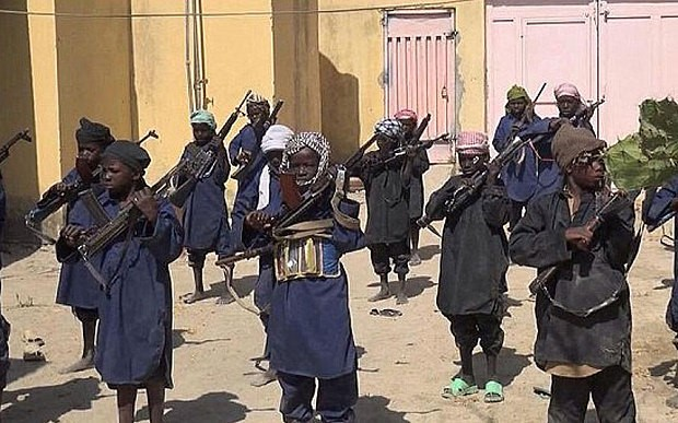 Boko Haram's Heavily Juvenile Fighters Confines Them To The Fringes