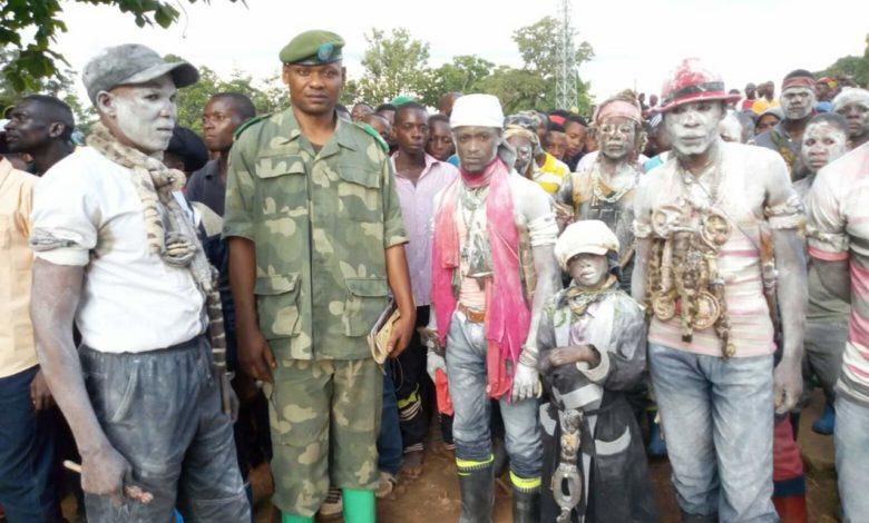 DR Congo Army Blocks Mai-Mai Rebels From Hoisting Katanga Flag In Lubumbashi