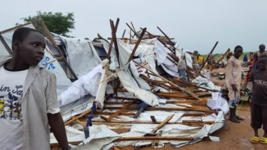 Double Displacements As IDPs in Northern Nigeria Lose Camps To Floods