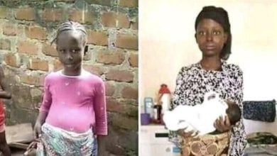 Fact-Check: No, These Are Not Pictures of a Pregnant, Nursing Girl From Jos