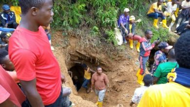 Heavy Rainfall Claims 50 Lives In Congolese Mining Site