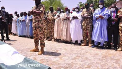 Outrage Among Troops As Army Fail To Recognize Soldiers Slain With Col Bako