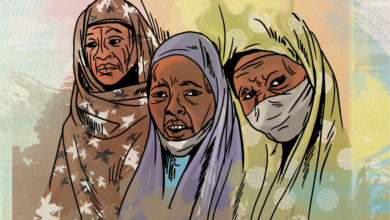 Pathetic Story of IDP Sole-Providers Battling Against Starvation