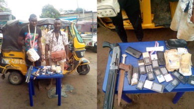 Police Burst Robbery Syndicate, Recover Arms, Cash In Anambra