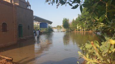 Sudan Battles Worst Floods In One Century