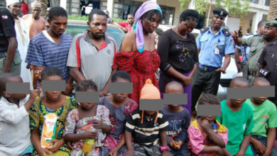 Police Smash Child Trafficking Syndicate, Rescue 12 Children In Anambra