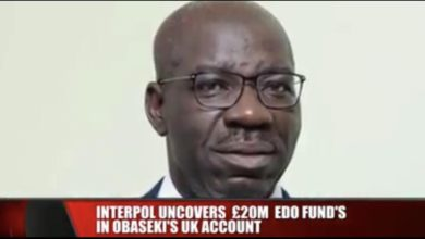 WhatsApp Video Claims Interpol Uncovered £20M In Obaseki's UK Account But This Is False