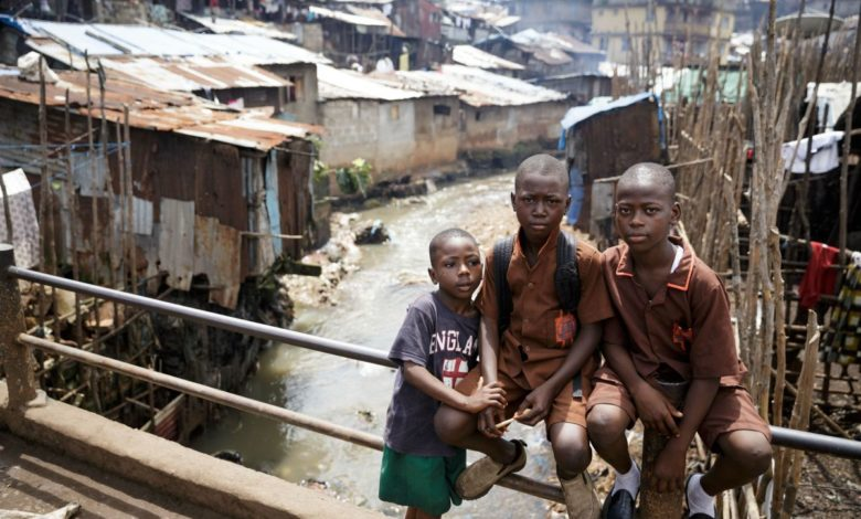 The Krio of Sierra Leone: Back Home, Not Yet At Home