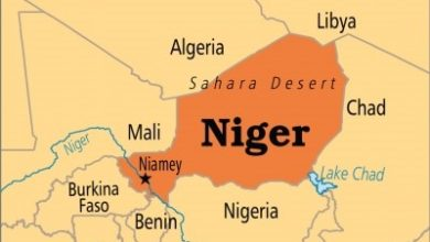 An American hostage kidnapped in Niger rescued in Nigeria