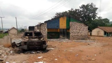 'Criminals Carted Away Arms, Ammunition' — Oyo Police Commissioner