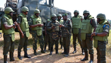 DR Congo Army Officer Disappears With Military Personnel's Salaries