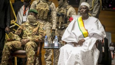 Division In Mali Over Composition Of New Government