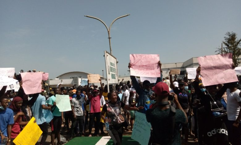 #ENDSWAT: Police Unit's Dissolution, Name Change Is Dishonest - Ilorin Protesters