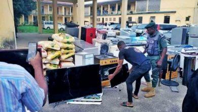 #EndSARS: Akwa Ibom Begins Recovery Of Items Looted By Hoodlums