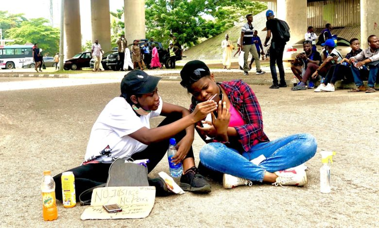 #EndSARS: Protesters Launch 'Online Radio', Live Podcast